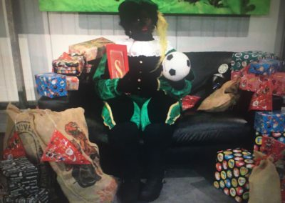 Bonte Koe Verhuur Maasland - Zwarte Piet