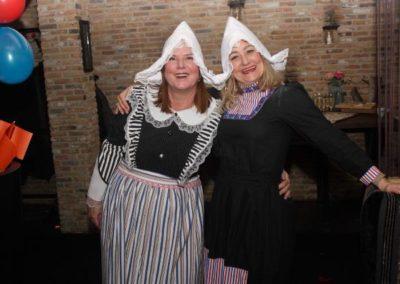 Bonte Koe Verhuur Maasland - Oud Hollands dames