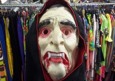 Bonte Koe Verhuur Maasland - Halloween Griezelmaskers