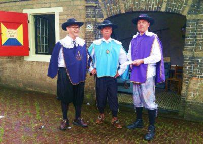 Bonte Koe Verhuur Maasland - Markiezen Vlaardingen