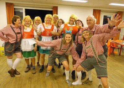 Bonte Koe Verhuur Maasland -Oktoberfest - Roze