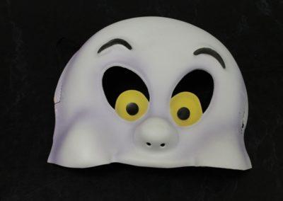 Bonte Koe Verhuur Maasland - Disney Casper het spookje kind met wit gewaad