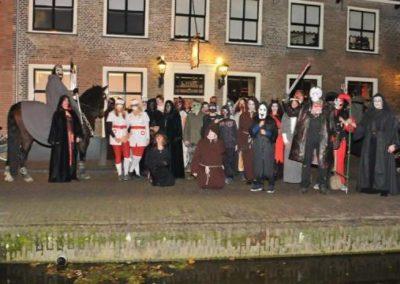 Bonte Koe Verhuur Maasland - Halloween