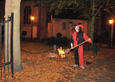 Bonte Koe Verhuur Maasland - Halloween Nar The Joker