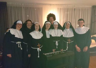 Bonte Koe Verhuur Maasland - Nonnenkoor Sisteract