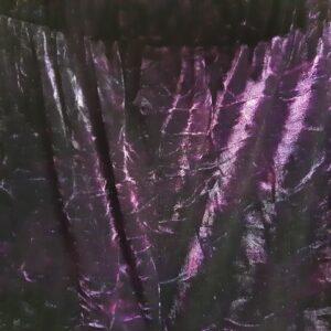 Bonte Koe Verhuur Maasland - Disco broek paars fluweel