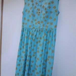 Bonte Koe Verhuur Maasland - Mouwloze jurk jaren '50