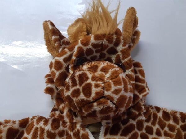Bonte Koe Verhuur Maasland - Giraffe pluche