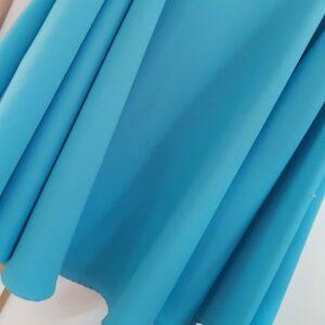 Bonte Koe Verhuur Maasland - Enkellange blauwe rok