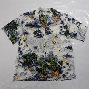 Bonte Koe Verhuur Maasland - Hawai blouse eiland