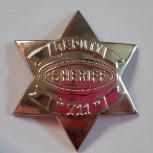 Bonte Koe Verhuur Maasland - Sheriff ster