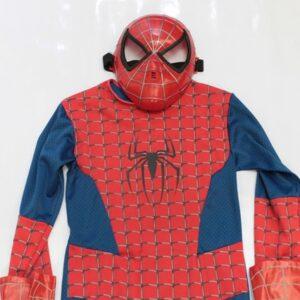 Bonte Koe Verhuur Maasland - SBonte Koe Verhuur Maasland - Spiderman met masker en handschoenen