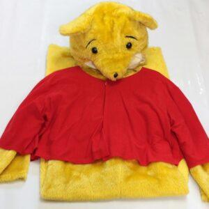 Bonte Koe Verhuur Maasland - Winnie the Pooh volwassenen