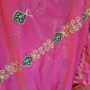 Bonte Koe Verhuur Maasland - 1001 nacht kaftan roze dame