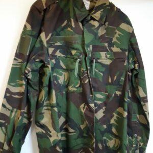 Bonte Koe Verhuur Maasland - Militair camouflage