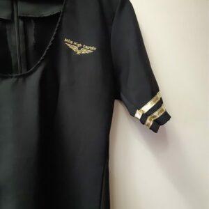 Bonte Koe Verhuur Maasland - Stewardess zwart