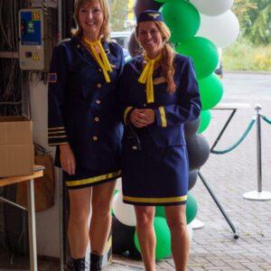 Bonte Koe Verhuur Maasland - Stewardessen dames