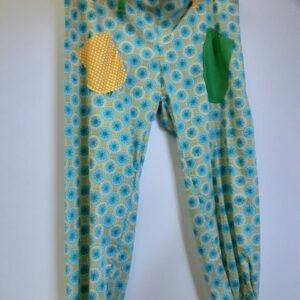 Bonte Koe Verhuur Maasland - Clown broek blauw